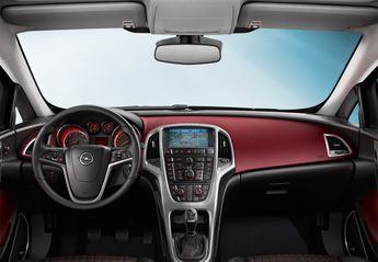 Nuevo Opel Astra GTC 1.4 T S/S Sportive