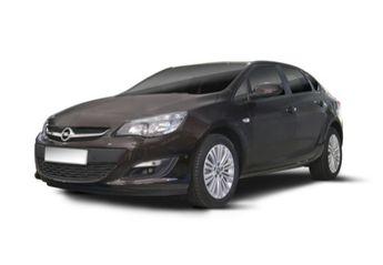 Nuevo Opel Astra Sedan 1.6CDTi Elegance Aut. 136