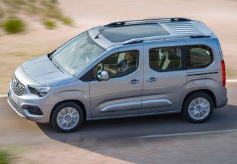 Precios del Opel Combo nuevo en oferta para todos sus motores y acabados