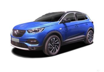 Nuevo Opel Grandland X PHEV 1.6 Turbo Ultimate AT8 4x2