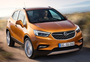 Nuevo Opel Mokka X 1.4T GLP Design Line 4x2