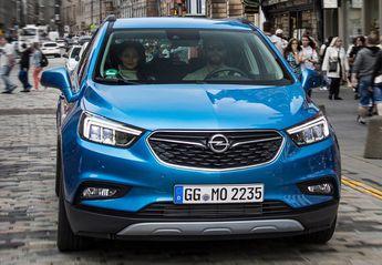 Nuevo Opel Mokka X 1.6CDTi S&S Selective 4x4 (4.75)