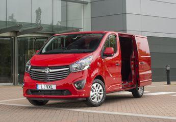 Nuevo Opel Vivaro 1.6CDTi 29 L2H1 Selective 120