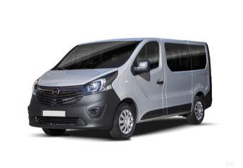Nuevo Opel Vivaro Combi 6 1.6CDTi S/S 29 L1 125 N1