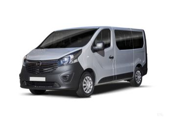Nuevo Opel Vivaro Combi 6 1.6CDTi S/S 29 L1 95 N1