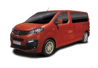Nuevo Opel Vivaro Combi M1 -e  M Carga Standard 100kW 50kWh