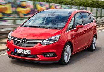Precios del Opel Zafira nuevo en oferta para todos sus motores y acabados