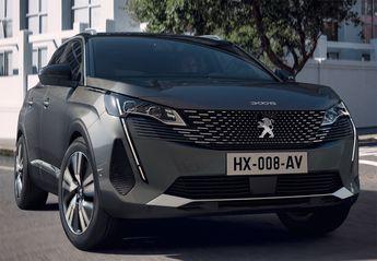 Precios del Peugeot 3008 SUV nuevo en oferta para todos sus motores y acabados