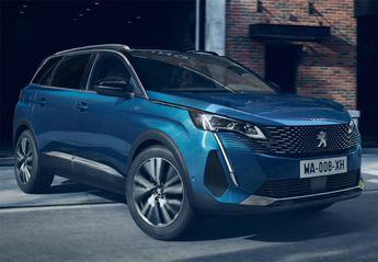 Precios del Peugeot 5008 SUV nuevo en oferta para todos sus motores y acabados