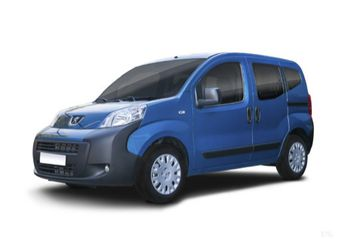 Nuevo Peugeot Bipper Comercial Tepee M1 1.3HDI Style 80