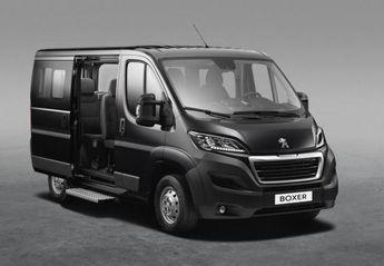 Nuevo Peugeot Boxer Minibus 2.0 BlueHDI 333 L2 H2 160