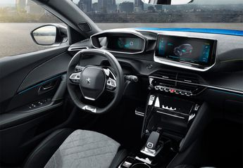 Nuevo Peugeot 2008 Allure Pack Electrico 100kW