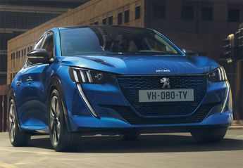 Nuevo Peugeot 208 GT Electrico 100kW