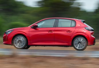 Nuevo Peugeot 208 GT Pack Electrico 100kW