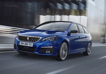 Nuevo Peugeot 308 SW 1.6BlueHDi S&S Business Line 120