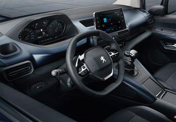 Nuevo Peugeot Rifter 1.2 PureTech S&S Standard Allure Pack EAT8 130