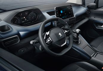 Nuevo Peugeot Rifter 1.5BlueHDi Standard Active NAV 130