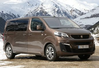 Nuevo Peugeot Traveller M1 E- Business Long 75kWh 100kW