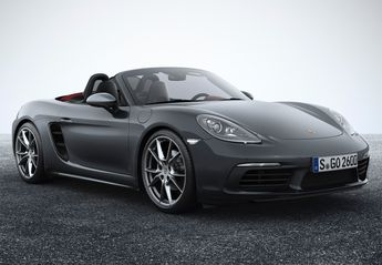 Precios del Porsche Boxster nuevo en oferta para todos sus motores y acabados