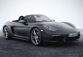 Nuevo Porsche Boxster Spyder