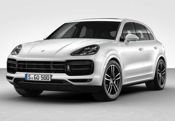 Nuevo Porsche Cayenne Coupe GTS