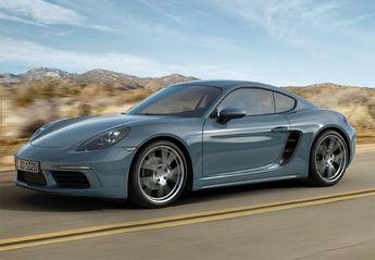 Nuevo Porsche Cayman T