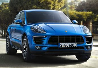 Nuevo Porsche Macan Turbo Performance Package Aut.