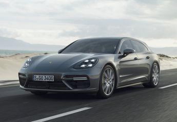Nuevo Porsche Panamera 4S Diesel Sport Turismo