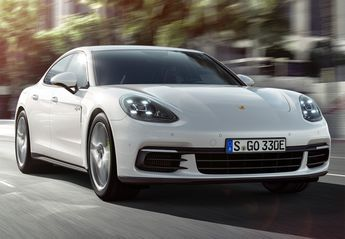 Nuevo Porsche Panamera Turbo Executive Aut.