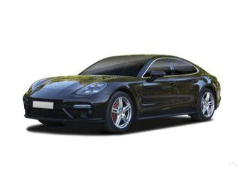 Nuevo Porsche Panamera Turbo S Aut.