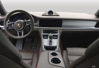 Nuevo Porsche Panamera Turbo S E-Hybrid Aut.
