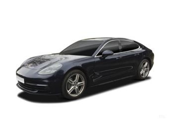 Nuevo Porsche Panamera Turbo S Executive Aut.