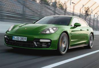 Nuevo Porsche Panamera Turbo Sport Turismo