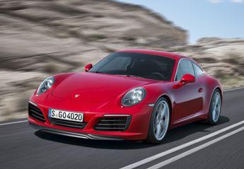 Nuevo Porsche 911 Carrera 4 Coupe