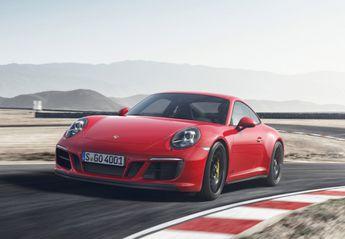 Nuevo Porsche 911 Carrera 4 GTS Coupe