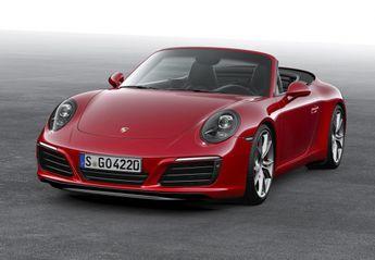 Nuevo Porsche 911 Carrera 4 S Cabriolet