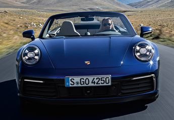 Nuevo Porsche 911 Carrera S Cabriolet PDK
