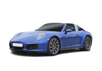 Nuevo Porsche 911 Targa 4 GTS
