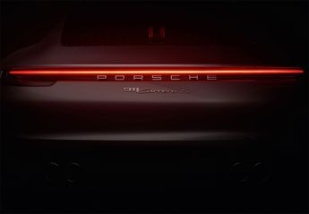 Nuevo Porsche 911 Targa 4 S Heritage Desing Edition PDK
