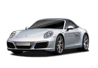 Nuevo Porsche 911 Turbo Cabriolet PDK