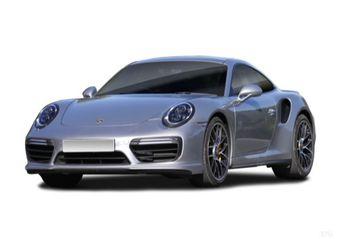 Nuevo Porsche 911 Turbo Coupe PDK