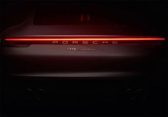 Nuevo Porsche 911 Turbo Coupe