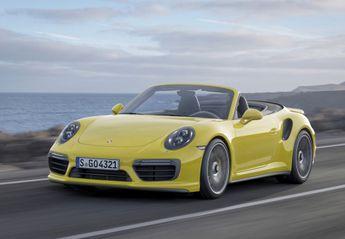 Nuevo Porsche 911 Turbo S Cabriolet PDK