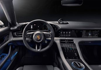 Nuevo Porsche Taycan