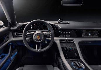 Nuevo Porsche Taycan Turbo Cross Turismo