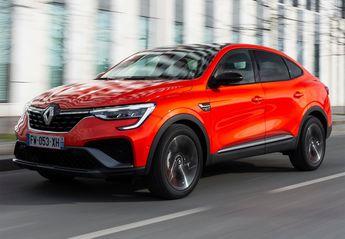 Precios del Renault Arkana nuevo en oferta para todos sus motores y acabados