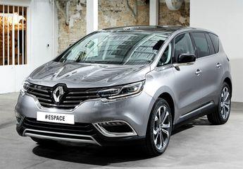 Precios del Renault Espace nuevo en oferta para todos sus motores y acabados