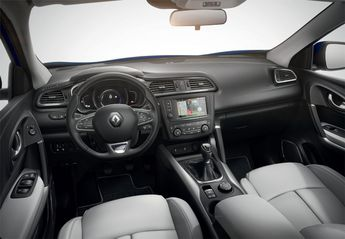 Nuevo Renault Kadjar 1.7dCi Blue Zen 4x4 110kW