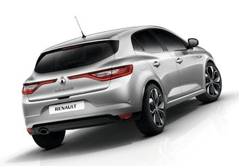 Nuevo Renault Megane 1.5dCi Blue Limited 70kW