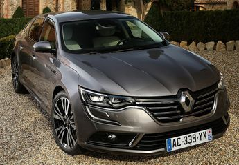 Nuevo Renault Talisman S.T. 1.8dCi Business Blue 110kW